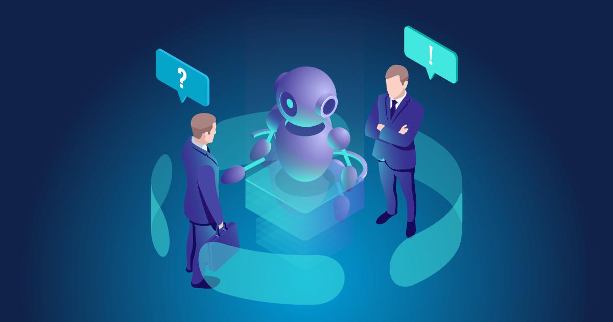 marketers analyzing bot