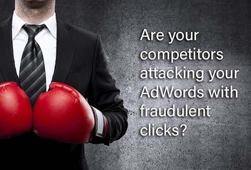 The Threat of Competitor Click Fraud