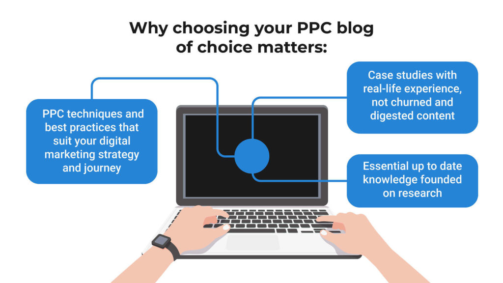 Why choosing your PPC Blogs of choice matter
