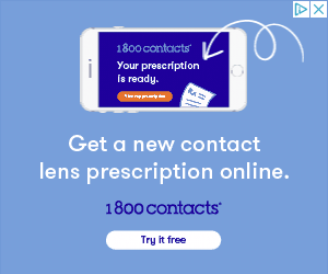 1800 contacts Google display ads example