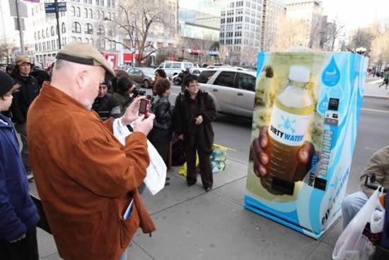 Guerilla Marketing UNICEF