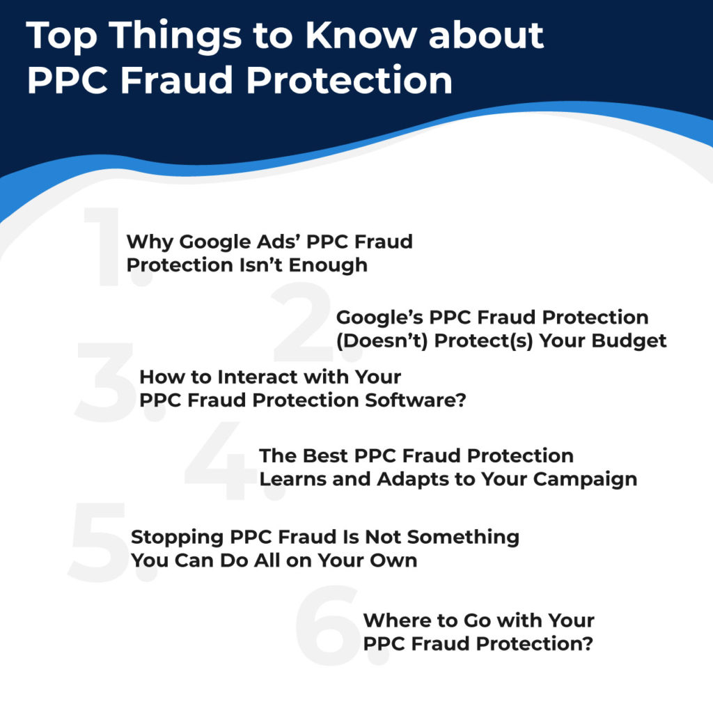 Essentials about PPC Fraud Protection
