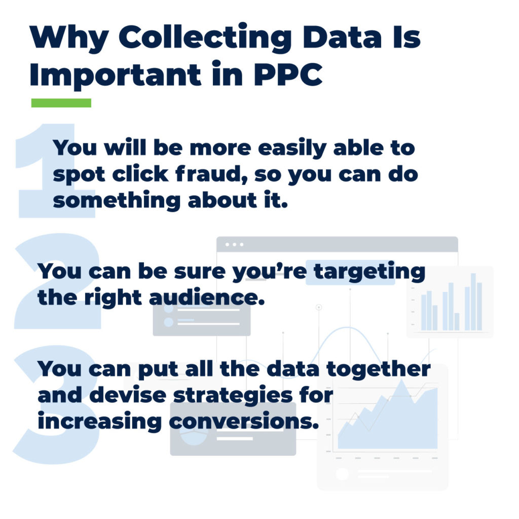 collecting data important in PPC