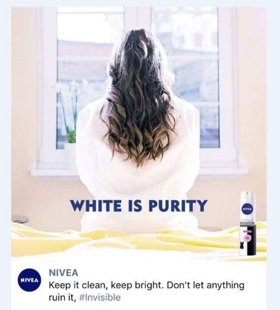 Controversial Ad Nivea