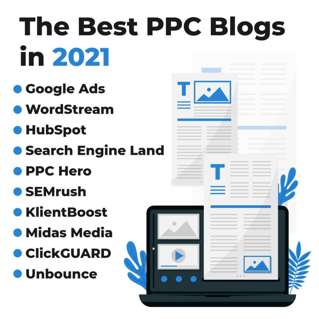 best PPC blogs in 2021