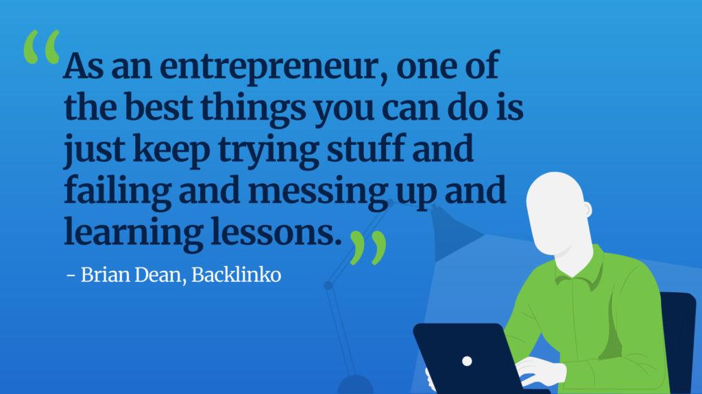 Brian-Dean-quote-entrepreneurship