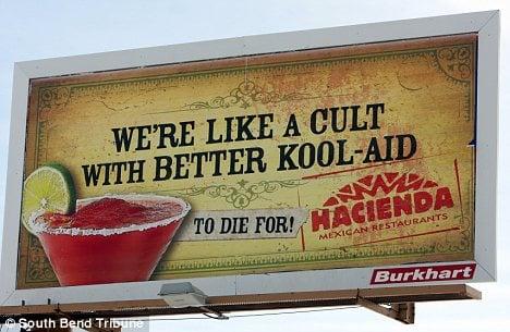 hacienda controversial ad