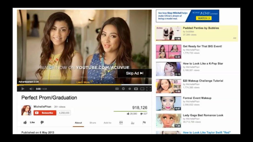 Skippable Youtube Ad