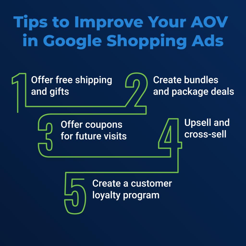 tips for better AOV
