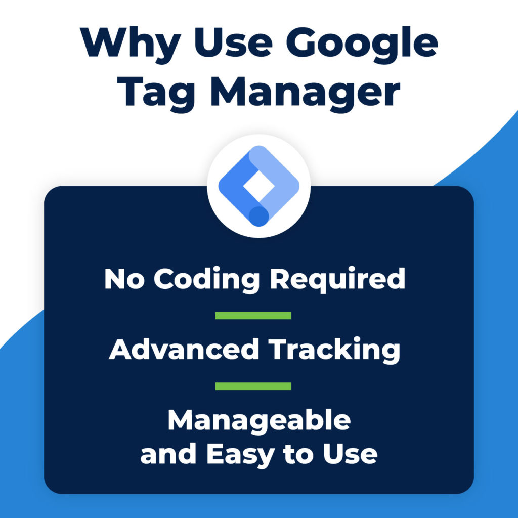 why use Google Tag Manager