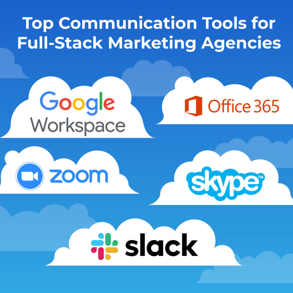 best communication tools for marketing agencies