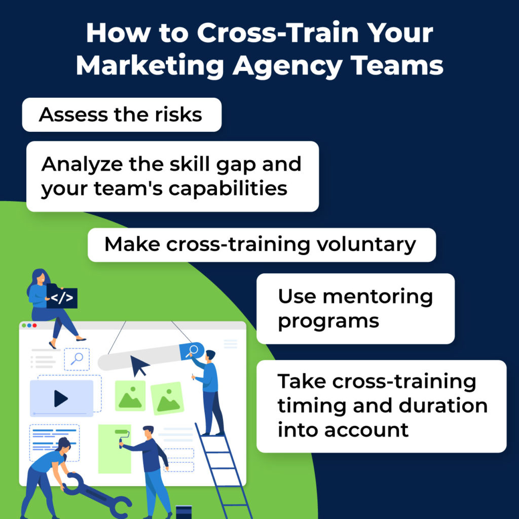 how to cross-train-talent-in-your-marketing-agency