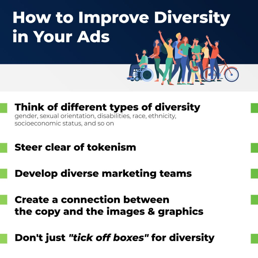how to improve diversity in advertising