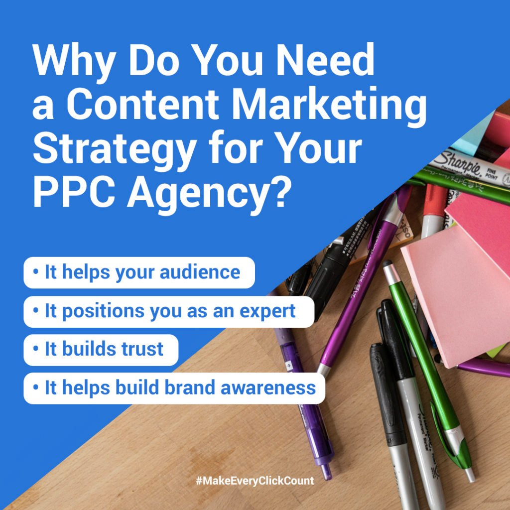 why need a content marketing strategy