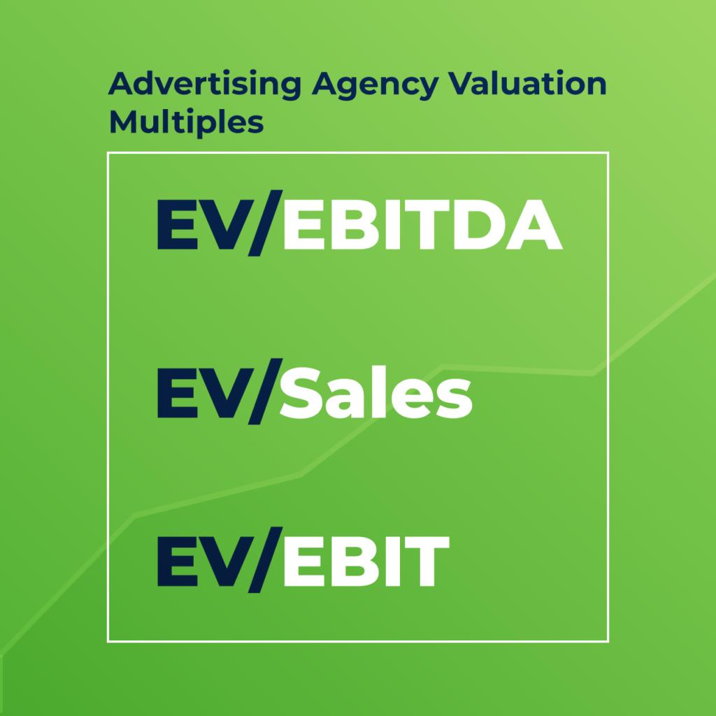 valuation mutiples for digital marketing agencies